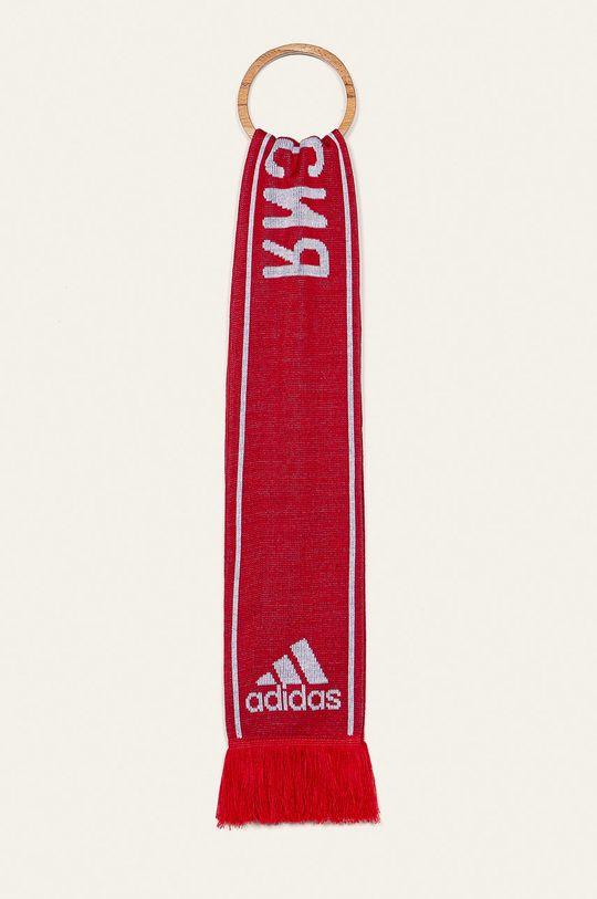červená adidas Performance - Šála Pánský