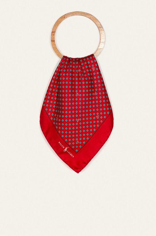 červená Polo Ralph Lauren - Kapesníček Pánský