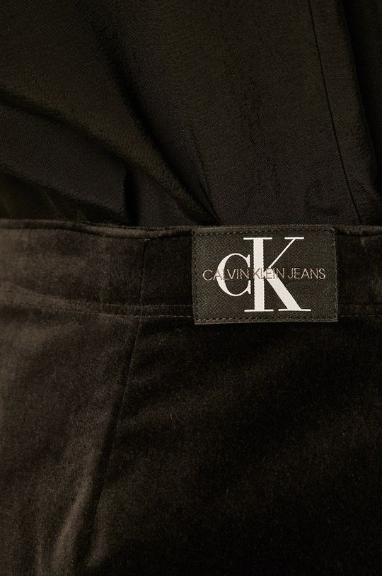 negru Calvin Klein Jeans - Fusta