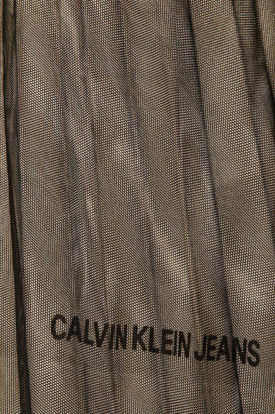 černá Calvin Klein Jeans - Sukně
