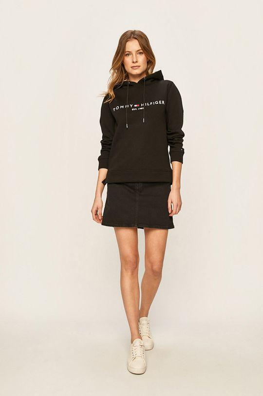 Calvin Klein Jeans - Sukně černá