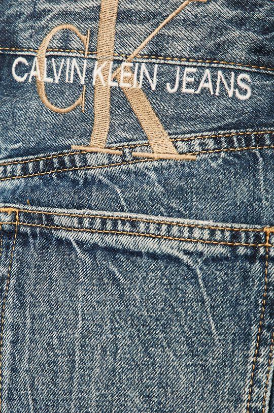 modrá Calvin Klein Jeans - Džínová sukně