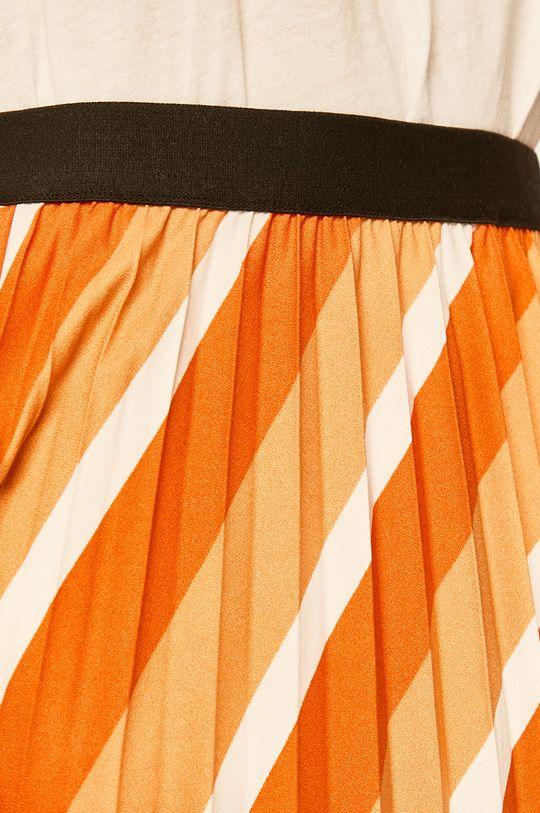 pomarańczowy Only - Spódnica