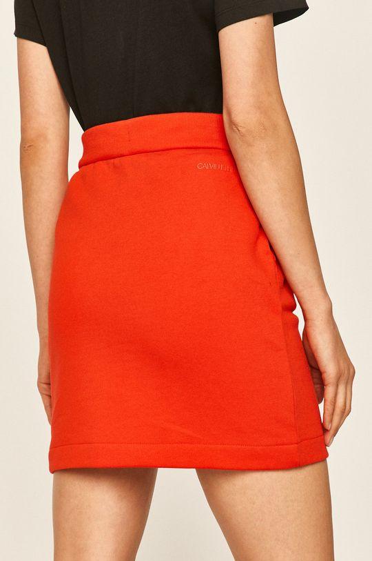 červená Calvin Klein Jeans - Sukně