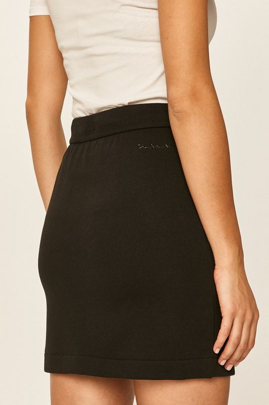 Calvin Klein Jeans - Fusta 100% Bumbac
