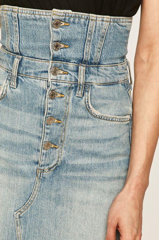 albastru Guess Jeans - Fusta jeans