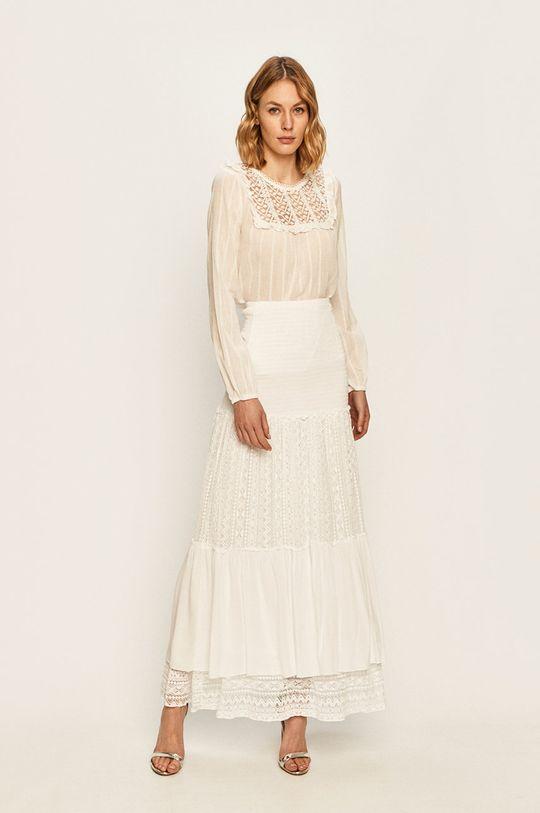 Guess Jeans - Sukienka biały