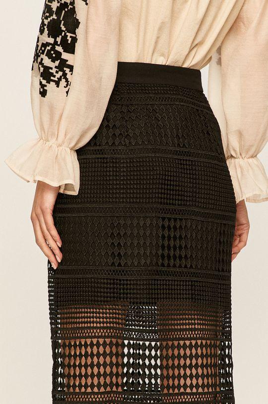 czarny Guess Jeans - Spódnica