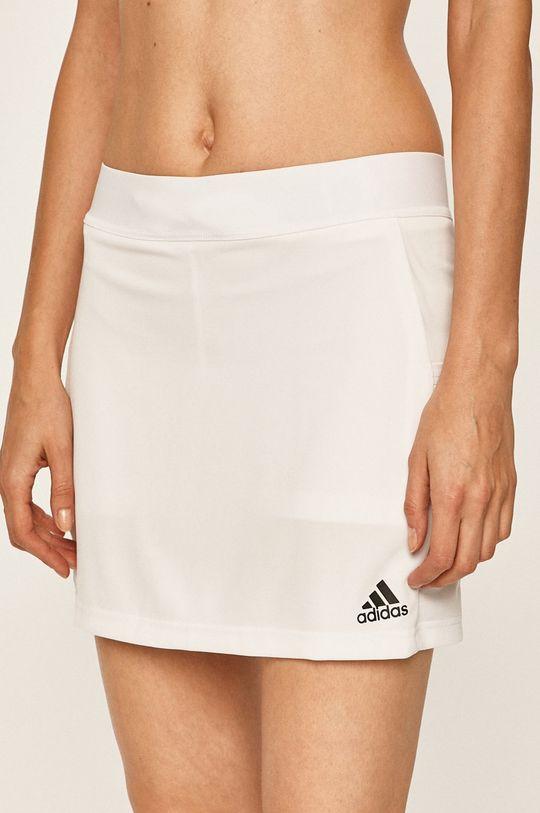 biały adidas Performance - Spódnica Damski