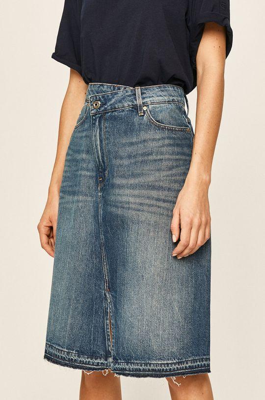 albastru G-Star Raw - Fusta jeans De femei