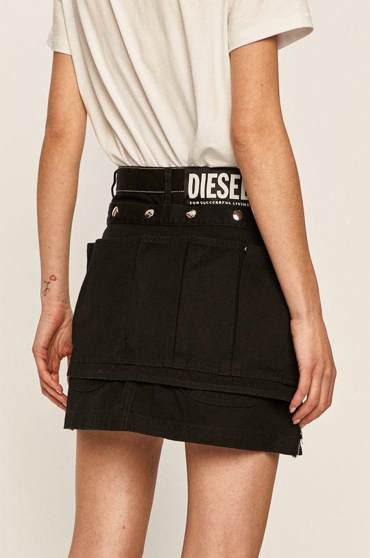 černá Diesel - Sukně
