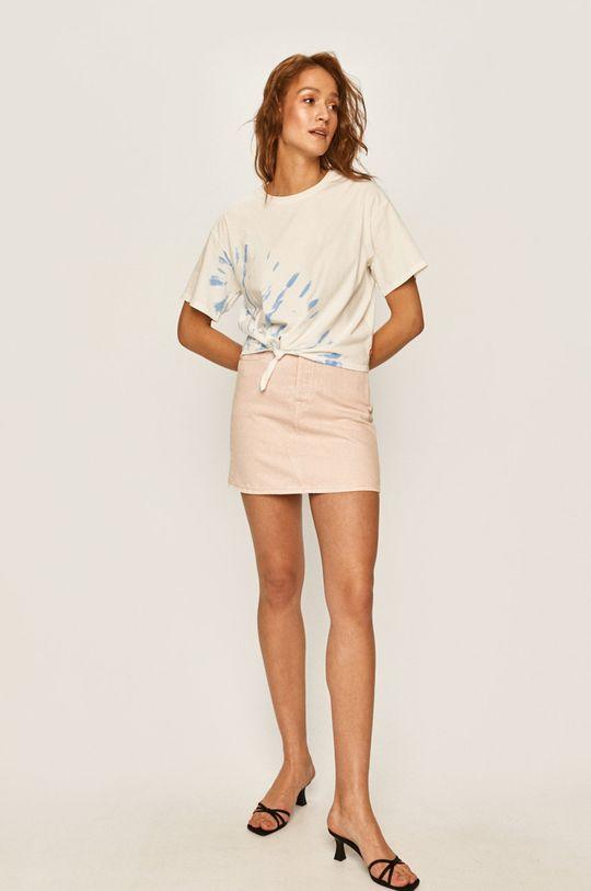 Levi's - Džínová sukně růžová