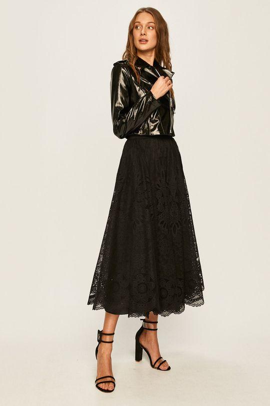 Red Valentino - Sukňa čierna