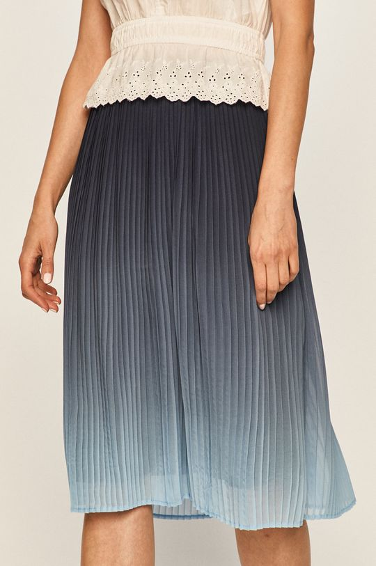 niebieski Vero Moda - Spódnica Damski