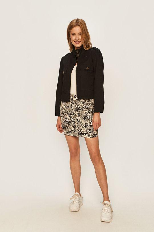 Vero Moda - Spódnica kremowy
