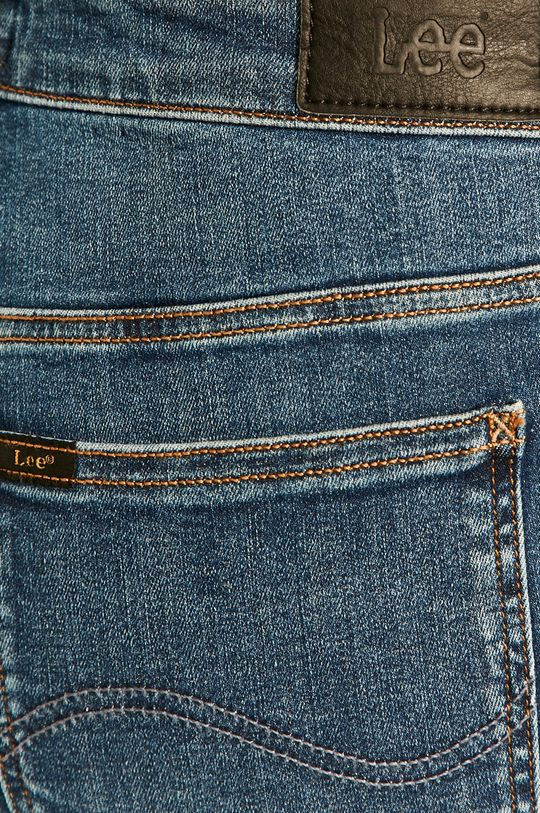 tmavomodrá Lee - Rifľová sukňa
