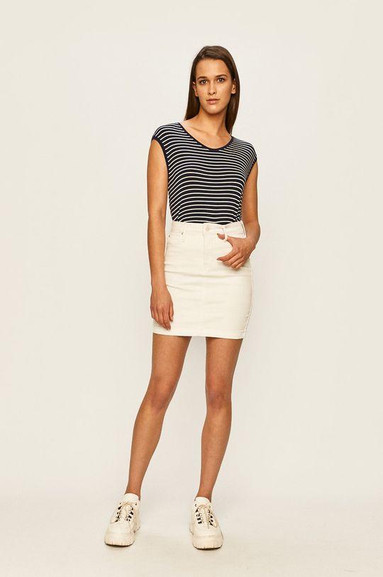 Lee - Džínová sukně bílá