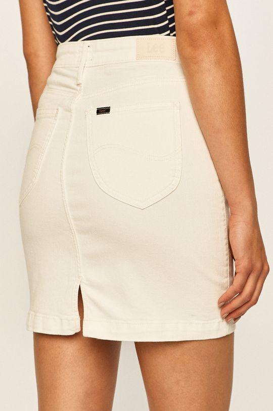 Lee - Džínová sukně 98% Bavlna, 2% Elastan