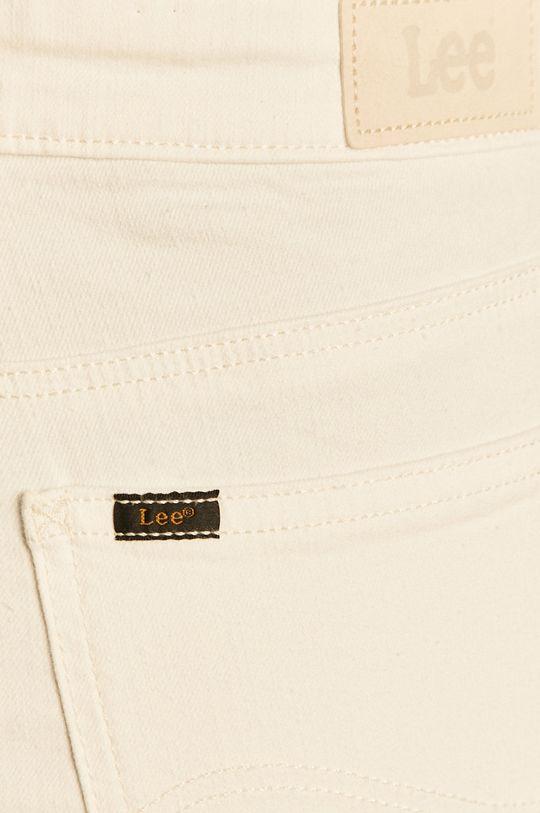 bílá Lee - Džínová sukně