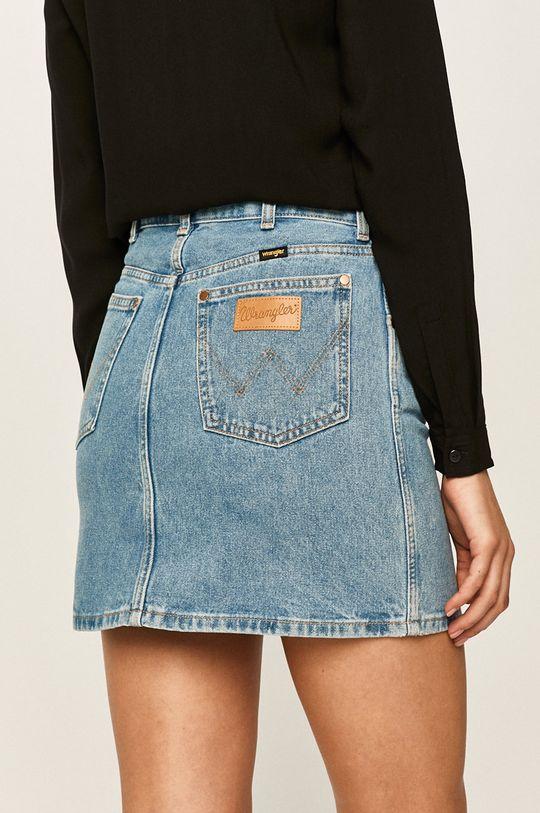 Wrangler - Spódnica jeansowa 100 % Bawełna