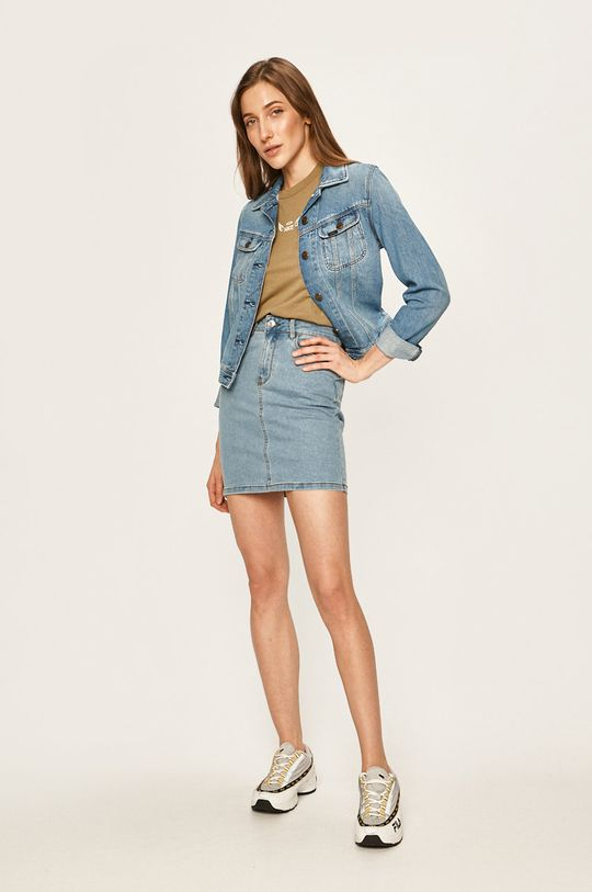 Vero Moda - Spódnica jasny niebieski