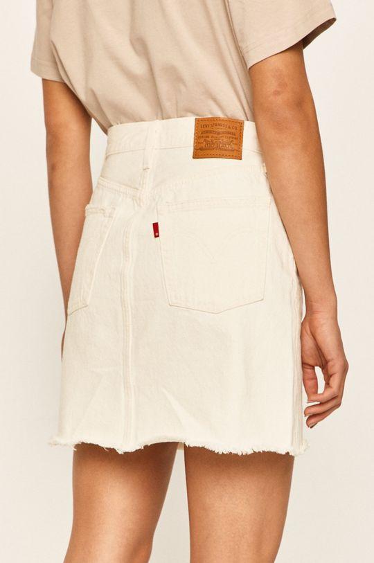 Levi's - Džínová sukně 100% Bavlna