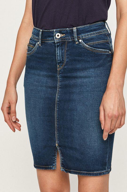 bleumarin Pepe Jeans - Fusta jeans Taylor De femei