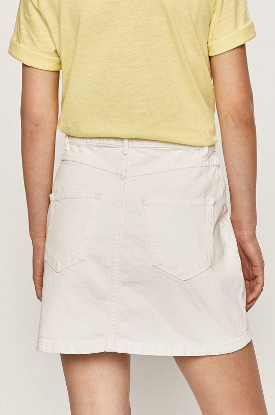 Only - Rifľová sukňa  99% Bavlna, 1% Elastan