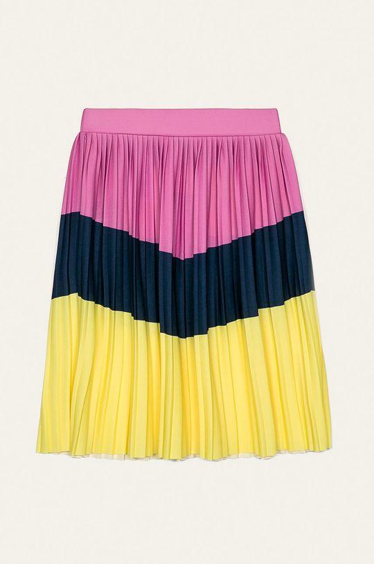 Guess Jeans - Spódnica dziecięca 118-175 cm multicolor