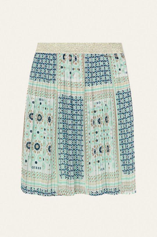 viacfarebná Guess Jeans - Dievčenská sukňa 118-175 cm Dievčenský