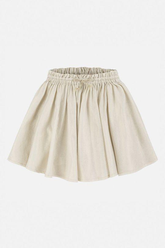 Mayoral - Dětská sukně 128-167 cm zlatá