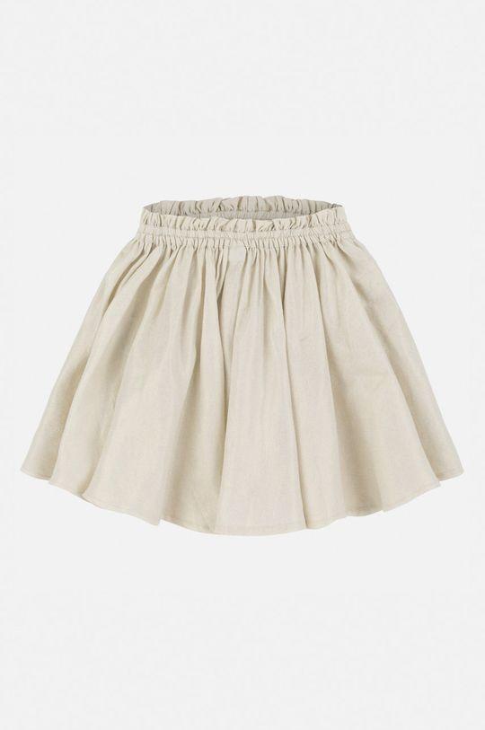 Mayoral - Dětská sukně 128-167 cm 45% Bavlna, 55% Len