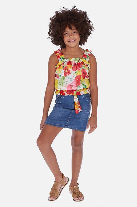 modrá Mayoral - Dětská sukně 128-167 cm Dívčí