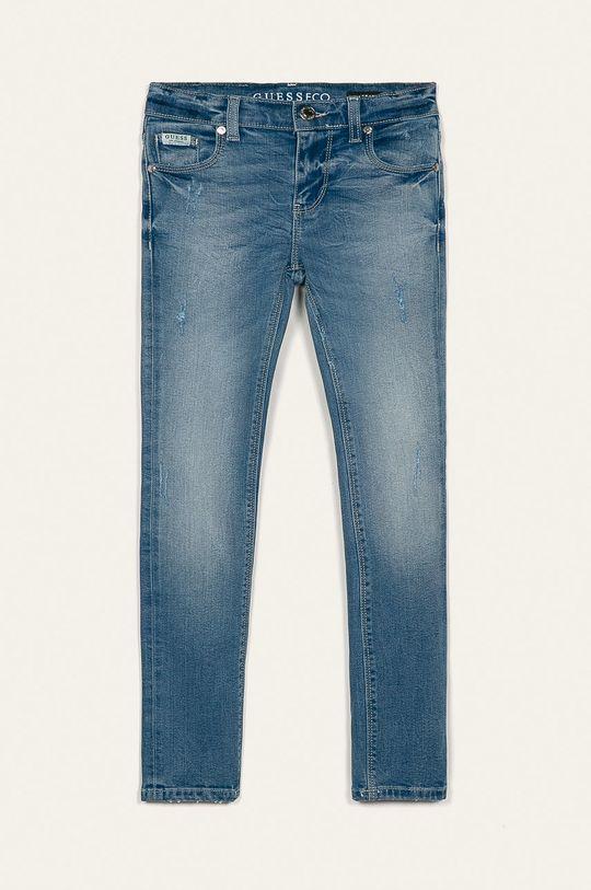 albastru Guess Jeans - Jeans copii 104-175 cm De băieți