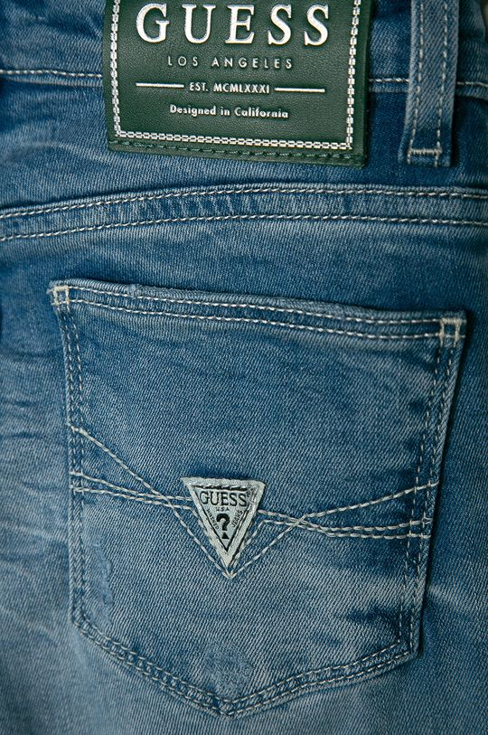 Guess Jeans - Jeans copii 104-175 cm 69% Lyocell, 23% Poliester , 2% Spandex, 6% Viscoza
