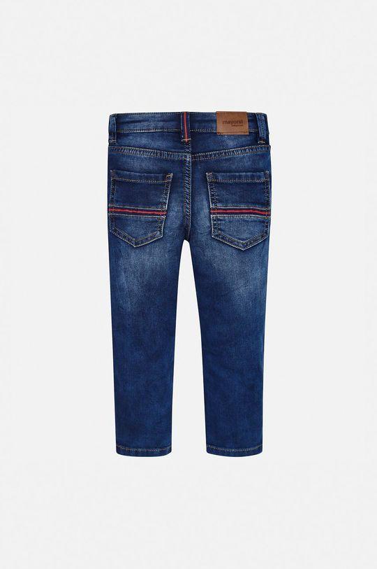 Mayoral - Jeans copii 92-134 cm albastru metalizat