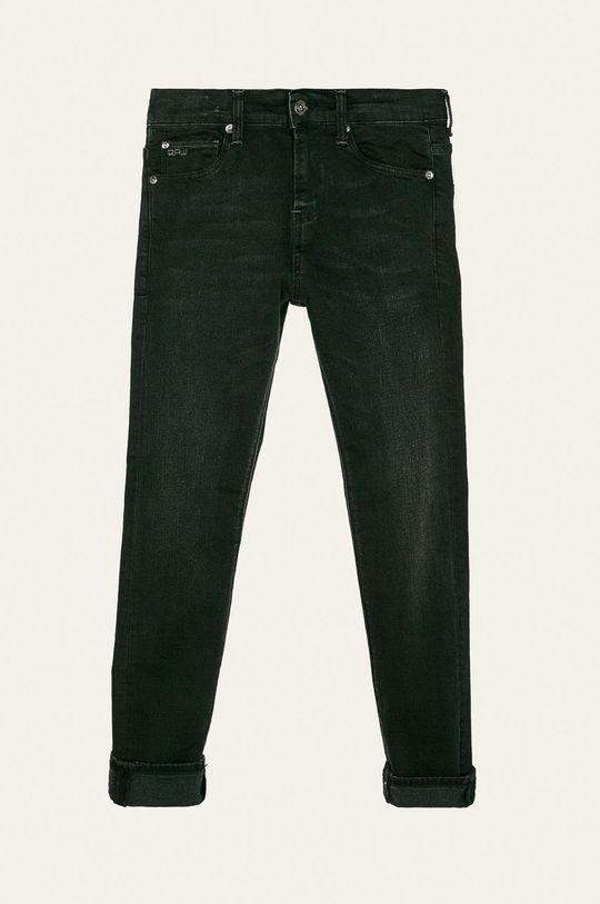 графіт G-Star Raw - Дитячі джинси 3301 140-176 cm Для хлопчиків