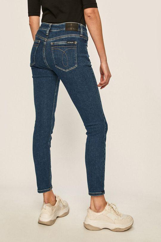 Calvin Klein Jeans - Džíny 94% Bavlna, 2% Elastan, 4% elastomultiester