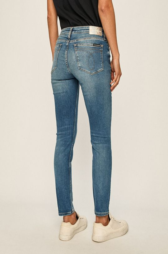 Calvin Klein Jeans - Džíny 79% Bavlna, 8% elastomultiester, 13% Lyocell