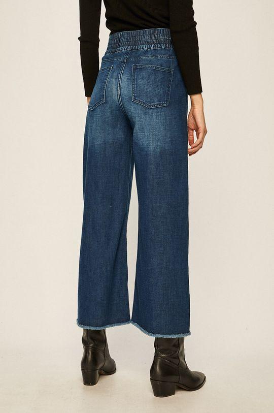 Pepe Jeans - Jeansi Wide Leg Captuseala: 38% Bumbac, 62% Poliester   Materialul de baza: 100% Bumbac