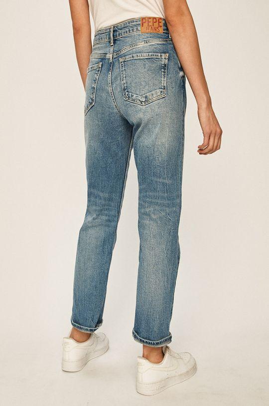 Pepe Jeans - Jeansi Mary Captuseala: 35% Bumbac, 65% Poliester  Materialul de baza: 99% Bumbac, 1% Elastan