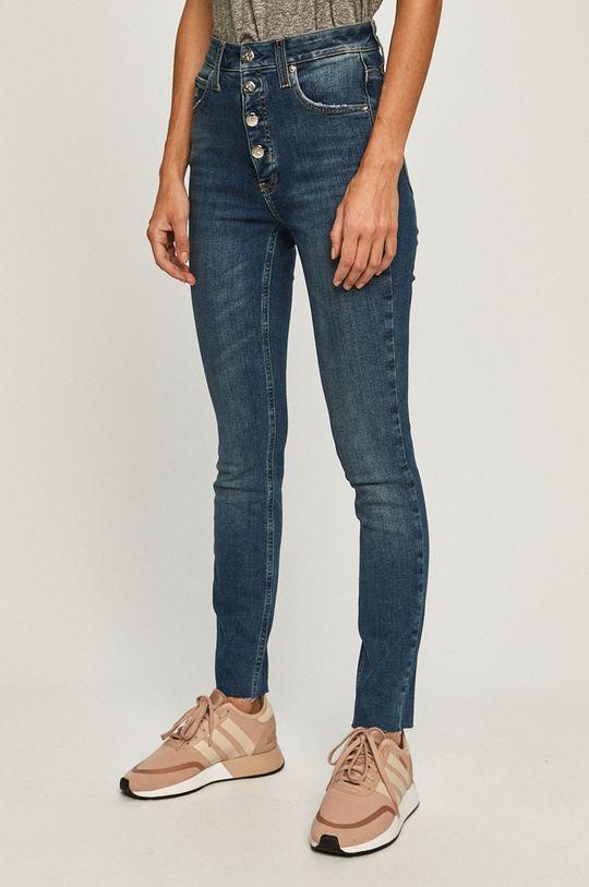 tmavomodrá Calvin Klein Jeans - Rifle Ckj 010 Dámsky