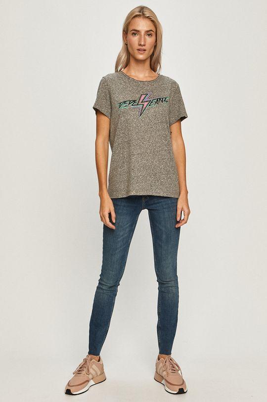 Calvin Klein Jeans - Rifle Ckj 010 tmavomodrá