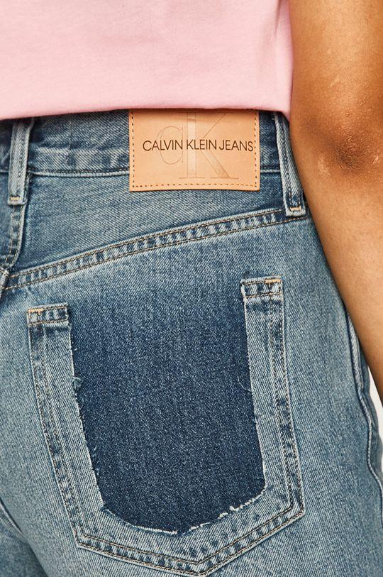 czarny Calvin Klein Jeans - Jeansy CKJ 030