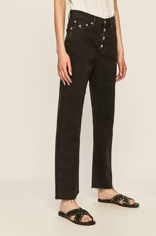 negru Calvin Klein Jeans - Jeansi CKJ 030 De femei