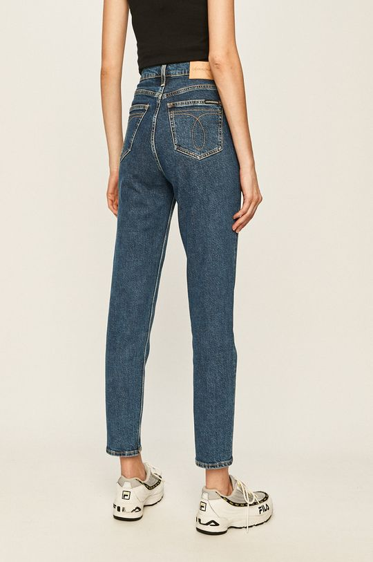 Calvin Klein Jeans - Jeansy Mom Jean 99 % Bawełna, 1 % Elastan