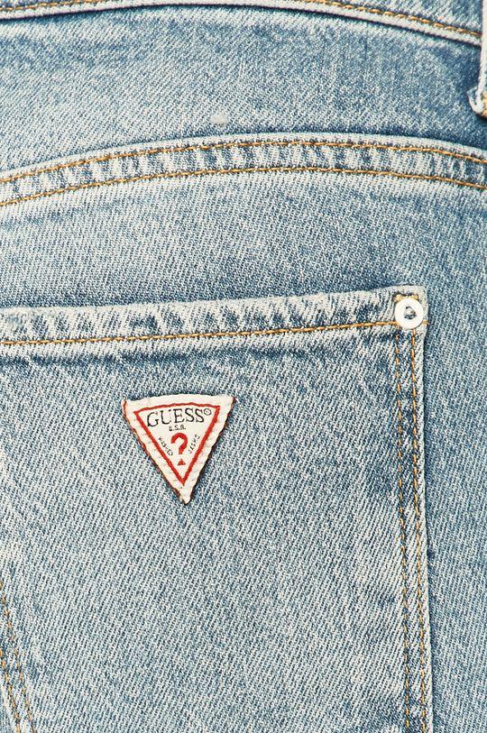 modrá Guess Jeans - Džíny Sexy Curve