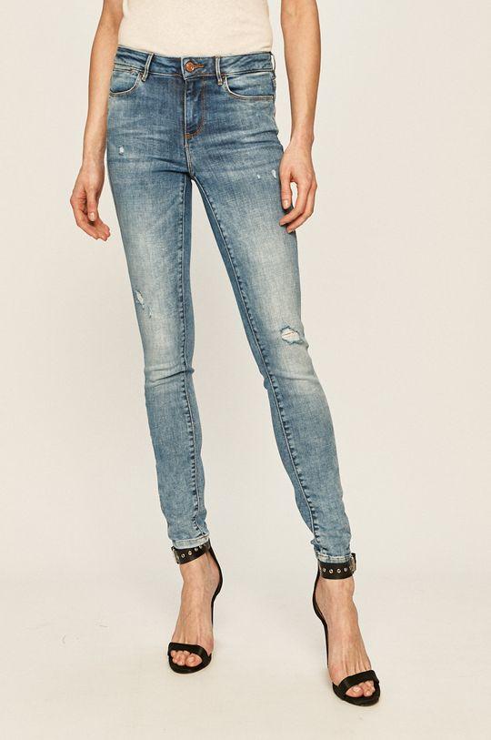 albastru Guess Jeans - Jeansi De femei