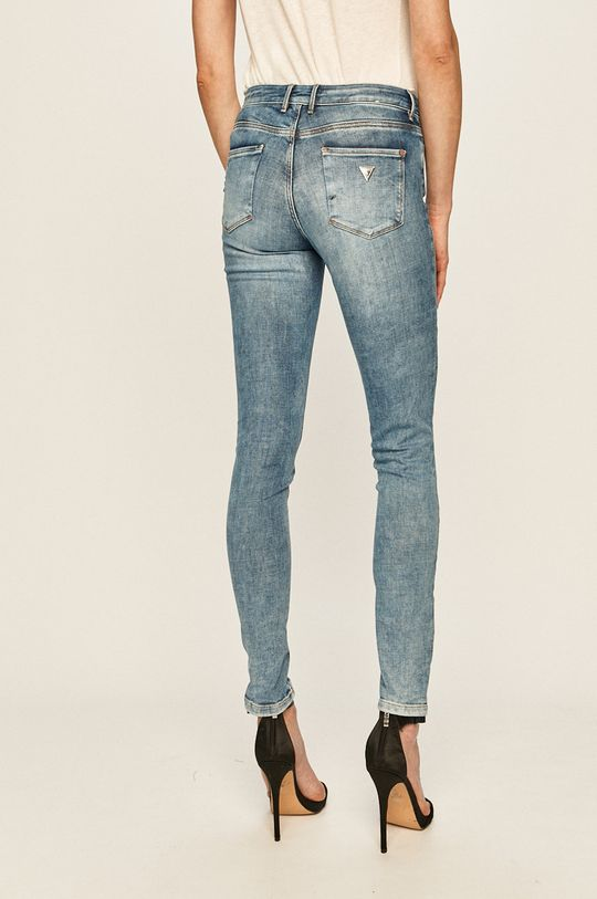 Guess Jeans - Rifle  94% Bavlna, 2% Elastan, 4% Polyester