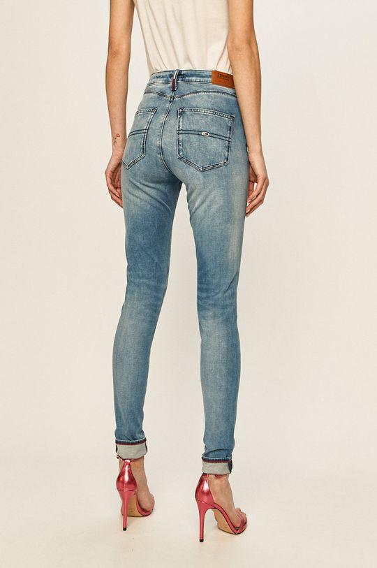 Tommy Jeans - Jeansy Sylvia 76 % Bawełna, 4 % Elastan, 20 % Poliester